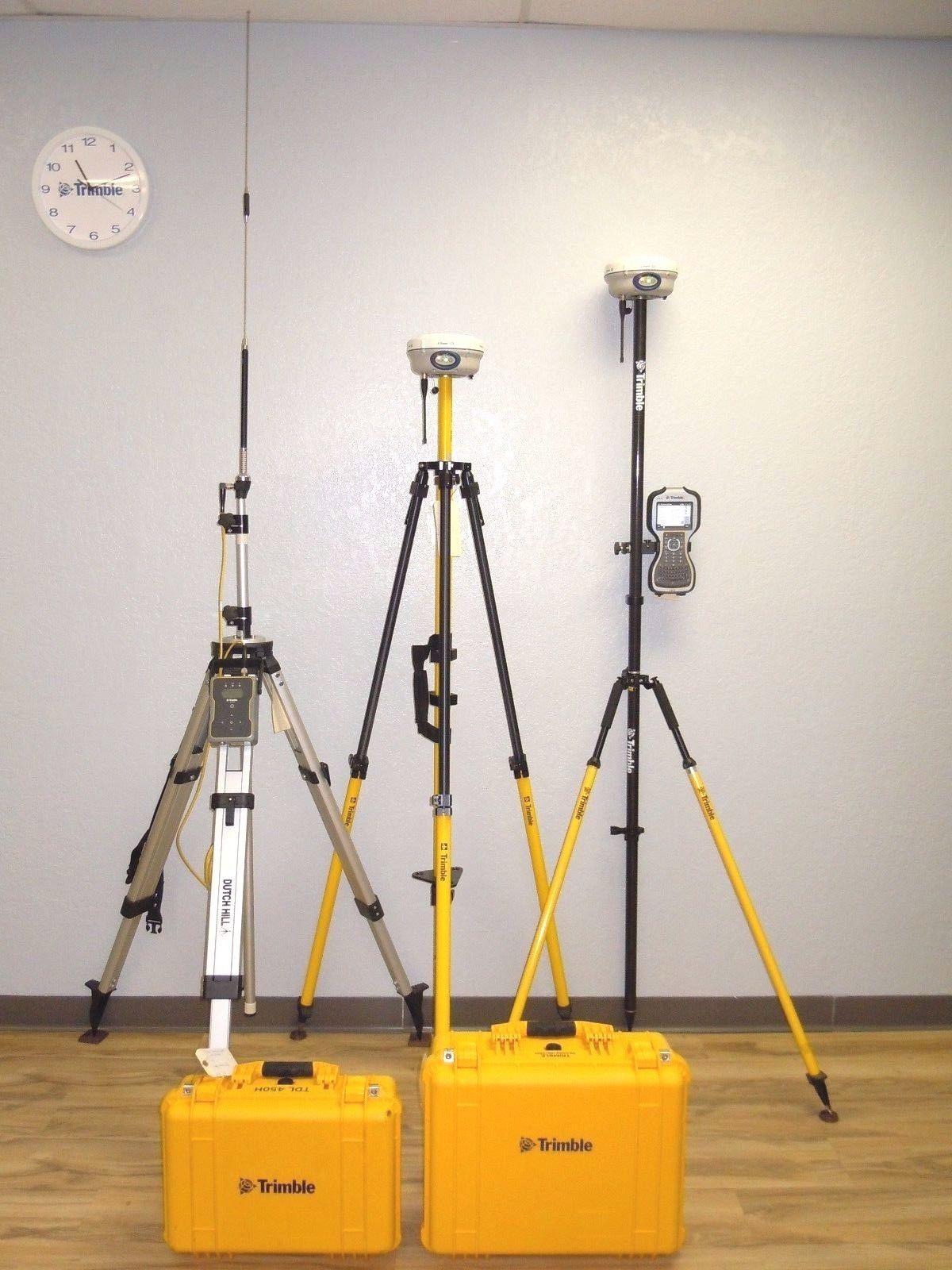 Trimble R6 model 4 GNSS GPS Galileo L1 L2 L2c L5 RTK 450-470mhz TSC3  TDL-450H R8