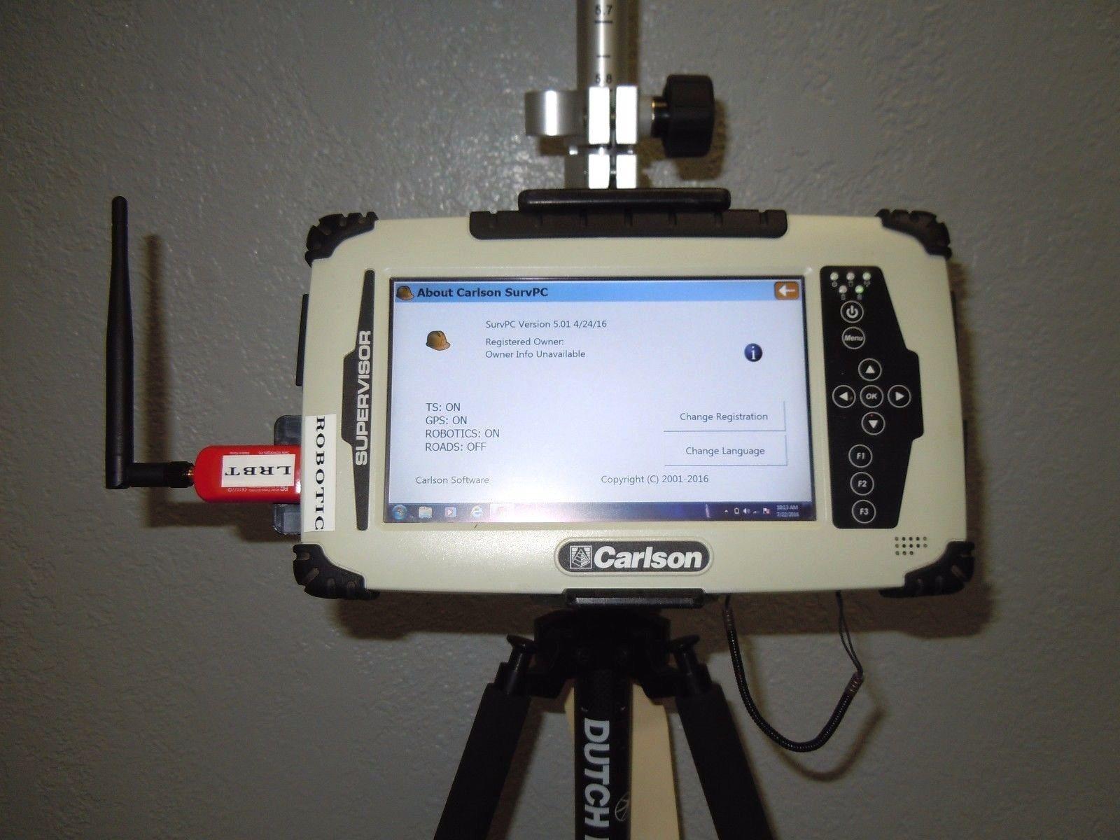 Leica TCRP1203 R100 Reflectorless Long Range BT Total Station 3″ Sec Gun  1203