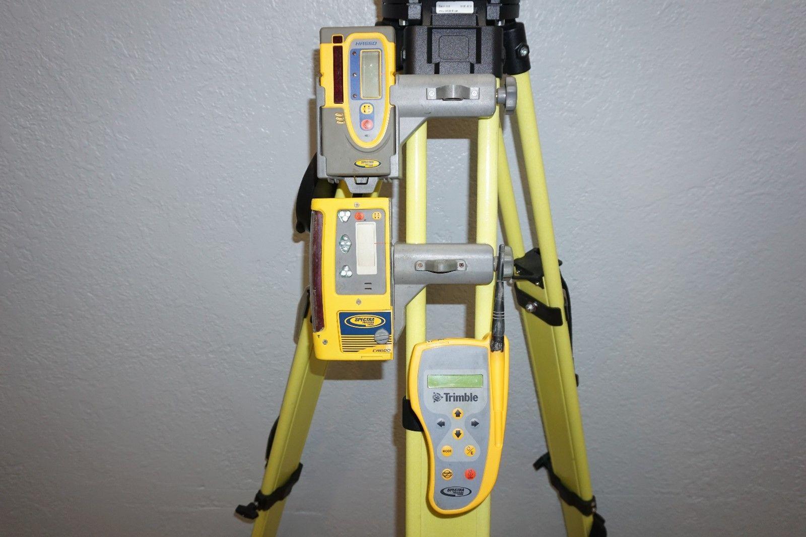 trimble laser machine