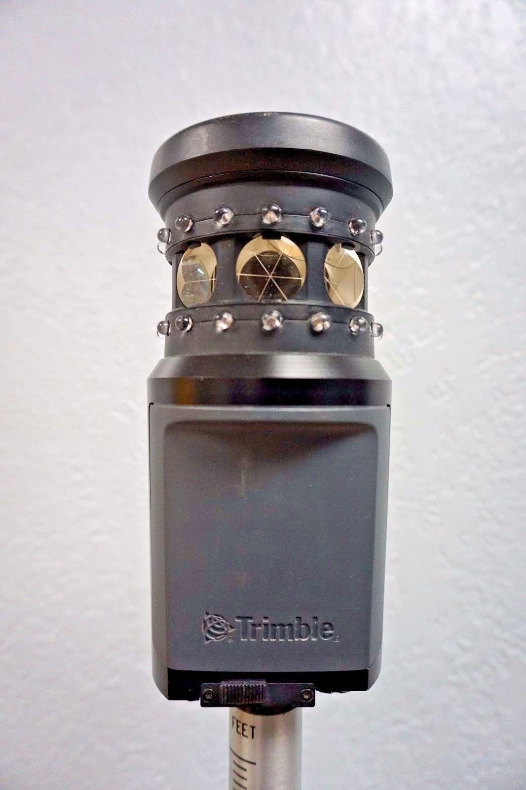 Trimble S5 DR Plus Robotic Total Station 3