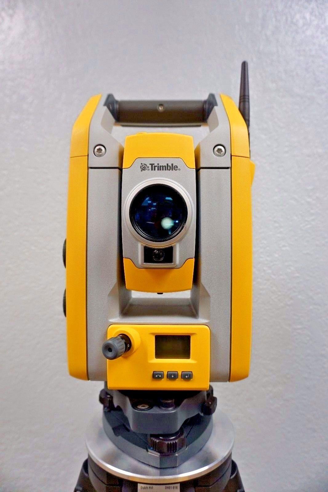 Trimble S5 Dr Plus Robotic Total Station 5 Sec Tsc3