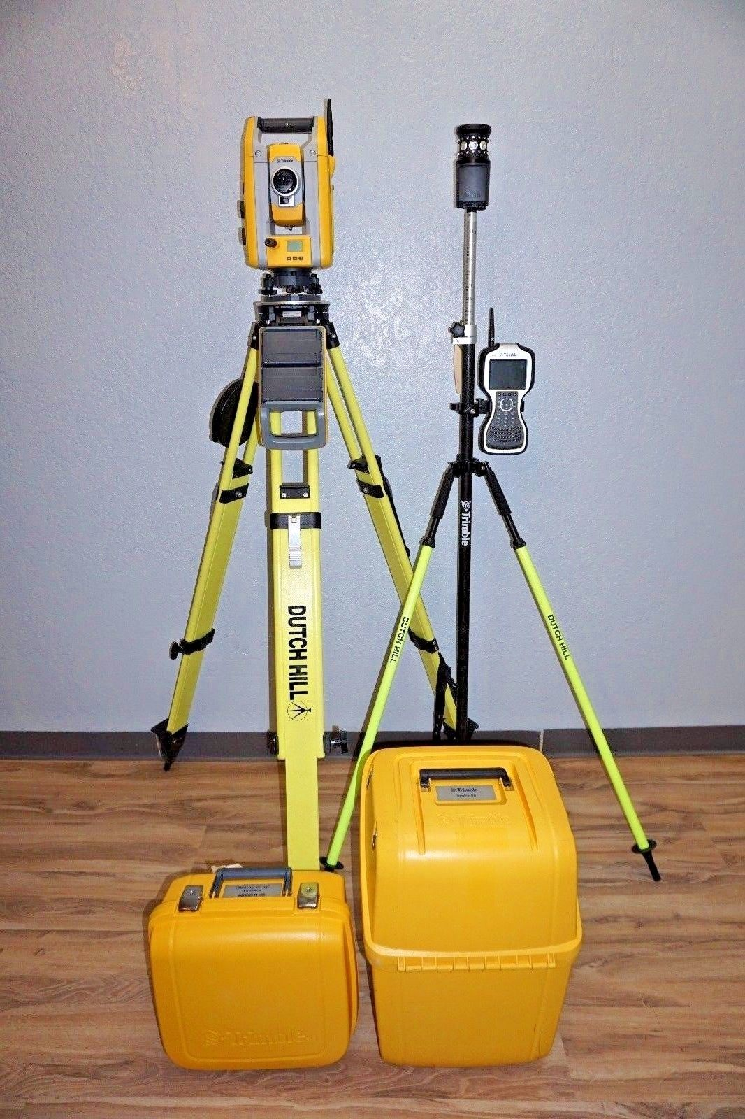 Trimble S5 DR Plus Robotic Total Station 3